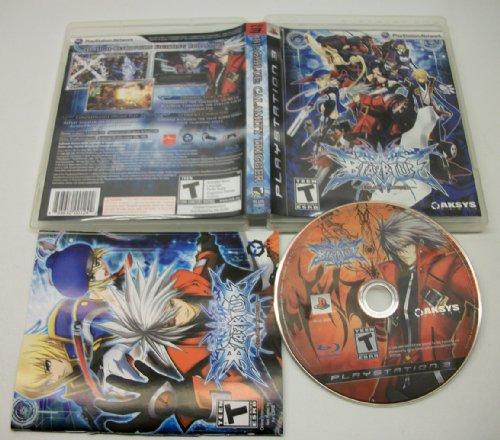 BlazBlue: Calamity Trigger, Playstation 3 game